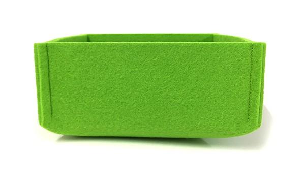 Filzschale grün
