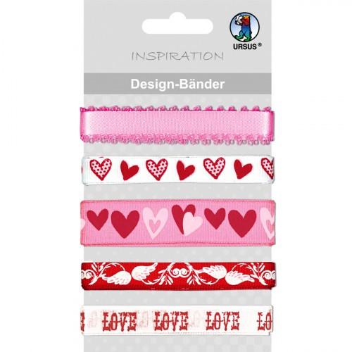 Design Bänder Liebe