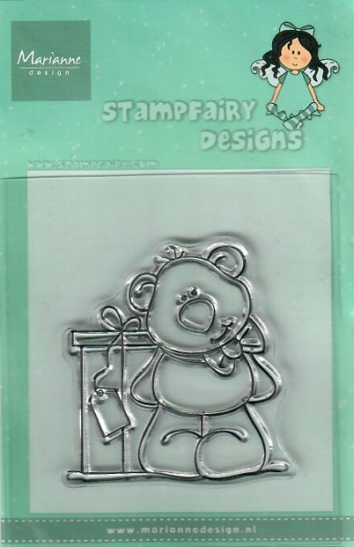 Clearstamp Bear