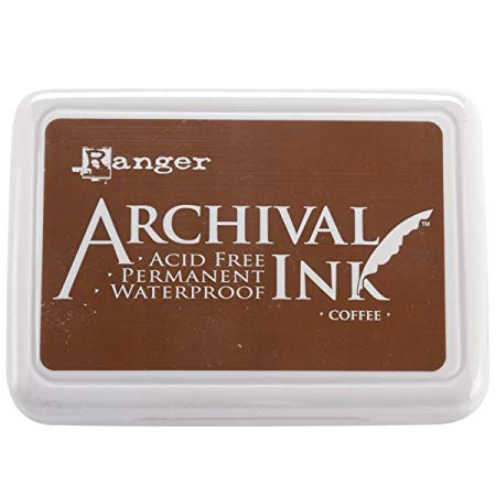 Ranger Archival INK coffee