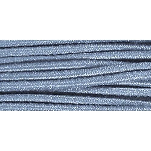 Gummifaden blau