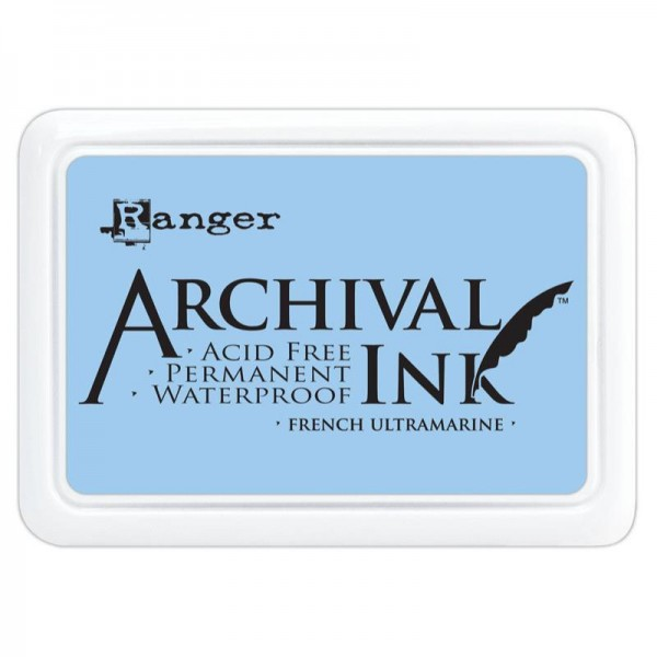 Ranger Archival INK french ultramarine