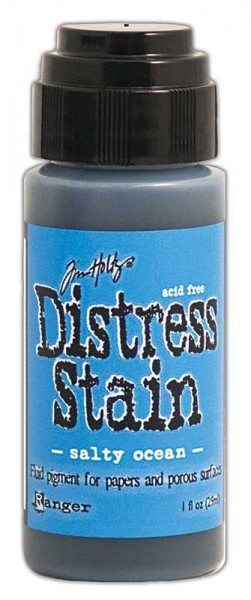 Distress Stain salty ocean