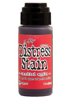 Distress Stain festive berries
