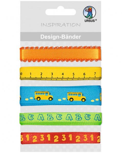 Design Bänder Schule