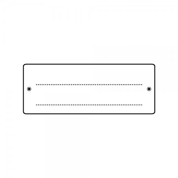 Clearstamp Etikett