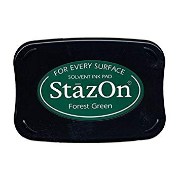 StazOn forest green