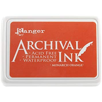 Ranger Archival INK monarch orange