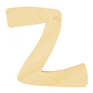 Holzbuchstabe Z