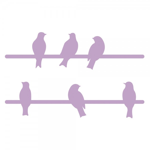 Stanze Birds on a Wire