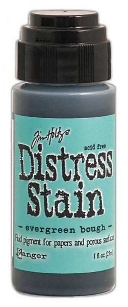 Distress Stain evergreen bough