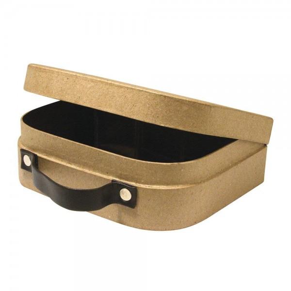 Pappmaché Box Koffer