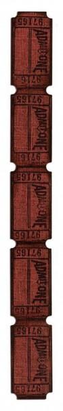 Sizzix Die Decorative Stripe Ticket