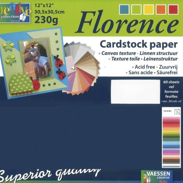 Cardstock Papier Block Florence